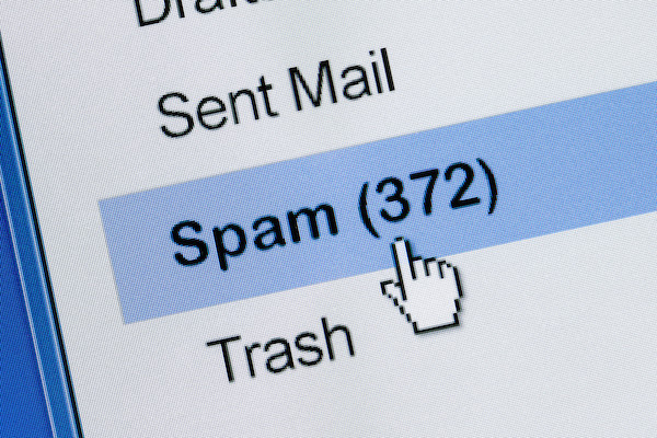 wordpress emails going to spam